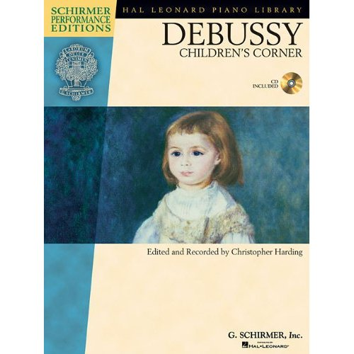 DEBUSSY - CHILDREN'S CORNER  +CD
