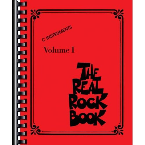 THE REAL ROCK BOOK INSTRUMENTS EN DO