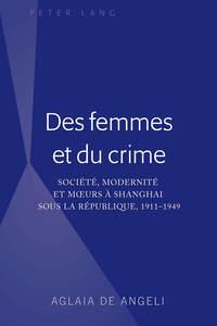DES FEMMES ET DU CRIME