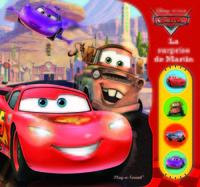 CARS : LA SURPRISE DE MARTIN