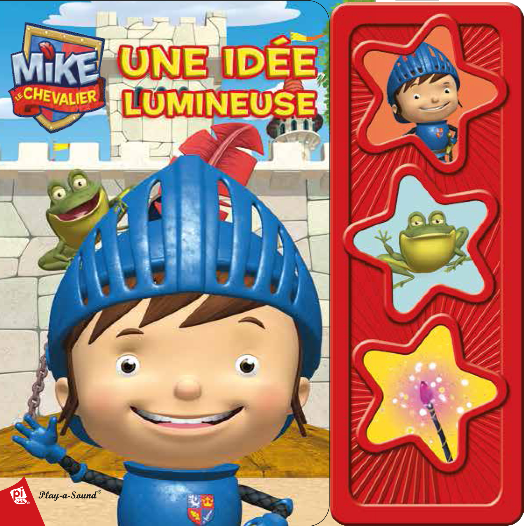 MIKE LE CHEVALIER - UNE IDEE LUMINEUSE