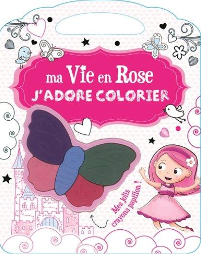 VIE EN ROSE - J'ADORE COLORIER (MA)