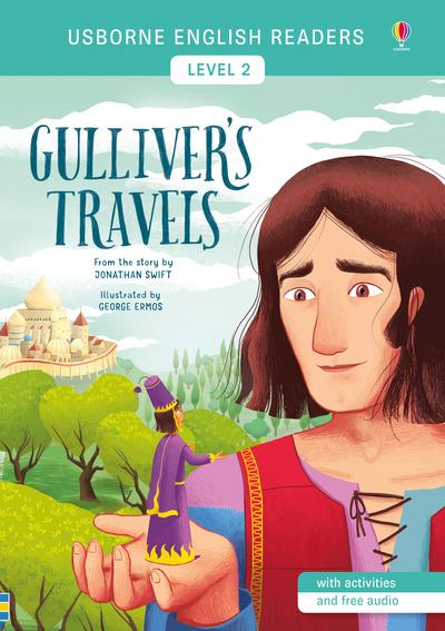 GULLIVER'S TRAVELS - ENG READERS LEVEL 2