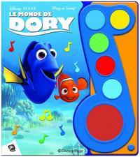 LE MONDE DE DORY - VIENS NAGER AVEC MOI !