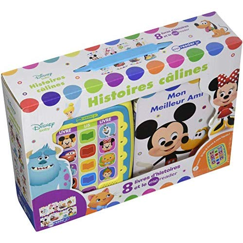 DISNEY BABY COFFRET ME READER JUNIOR