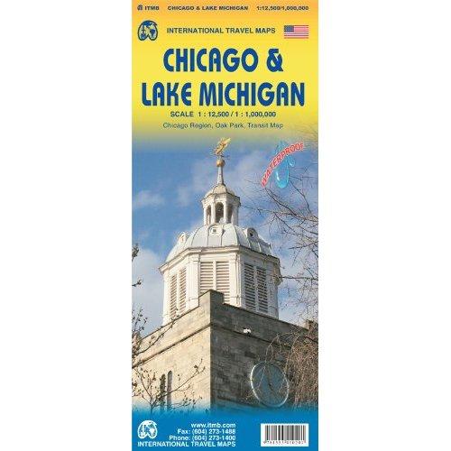 CHICAGO/LAKE MICHIGAN 1/12.500-1/1M