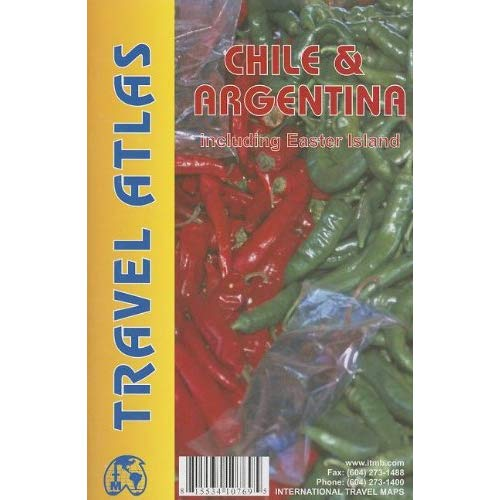 CHILE AND ARGENTINA / CHILI ET ARGENTINE