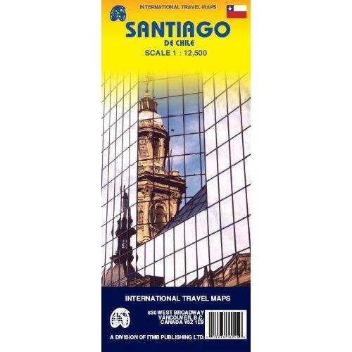 **SANTIAGO DU CHILI