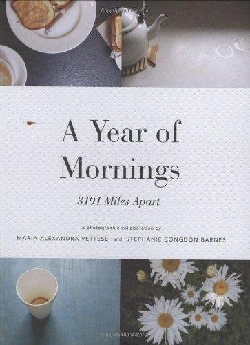 A YEAR OF MORNINGS /ANGLAIS
