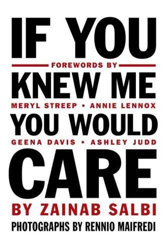IF YOU KNEW ME YOU WOULD CARE /ANGLAIS