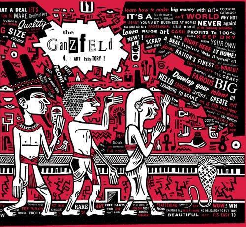 THE GANZFELD 4 /ANGLAIS