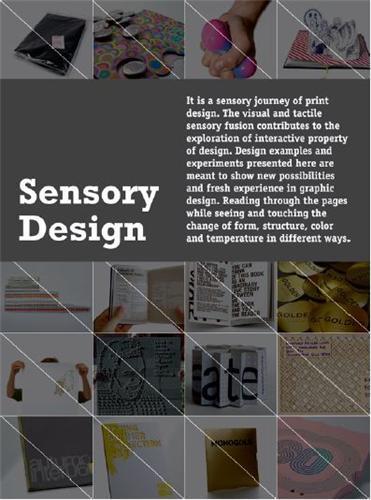 SENSORY DESIGN (PARUTION ANNULEE) /ANGLAIS