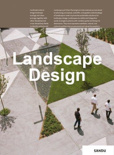 LANDSCAPE DESIGN /ANGLAIS