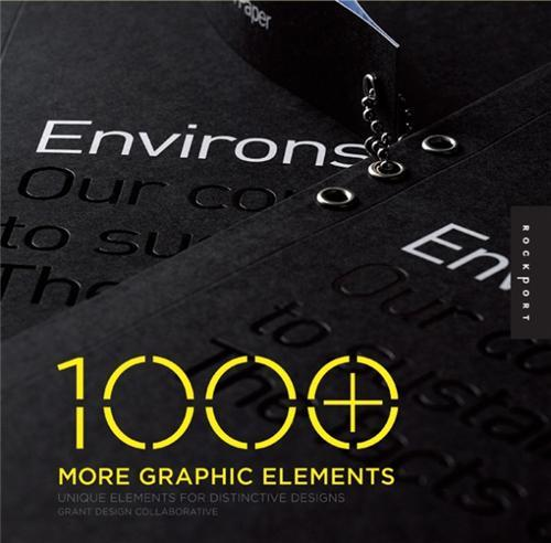 1000 MORE GRAPHIC ELEMENTS /ANGLAIS