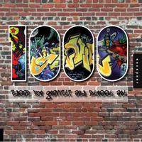 1000 IDEAS FOR GRAFFITI AND STREET ART /ANGLAIS