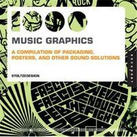 1000 MUSIC GRAPHICS (MINI) /ANGLAIS