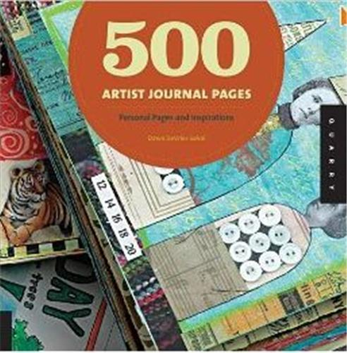 1000 ARTIST JOURNAL PAGES (MINI) /ANGLAIS