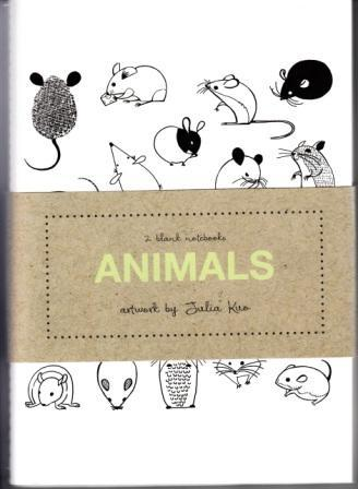 ANIMALS ARTWORK BY JULIA KUO COLLECTION 1 /ANGLAIS