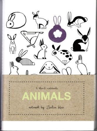 ANIMALS ARTWORK BY JULIA KUO COLLECTION 2 /ANGLAIS