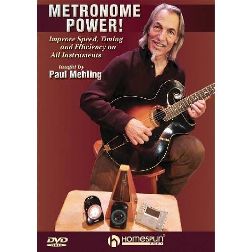 METRONOME POWER! DVD  (DVD) (DVD)