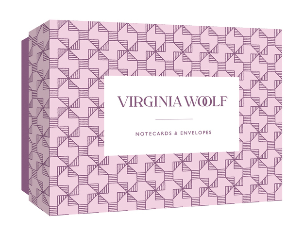 VIRGINIA WOOLF (BOXED NOTECARDS) /ANGLAIS