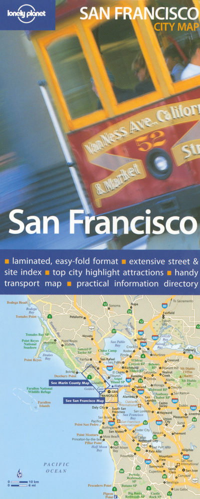 SAN FRANCISCO NEW MAP  *** ENGLISH ***