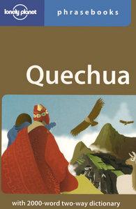 QUECHUA PHRASEBOOK 3ED -ANGLAIS-