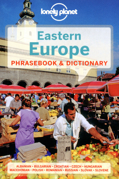 EASTERN EUROPE PHRASEBOOK & DICTIONARY 5ED -ANGLAIS-