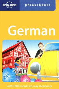 GERMAN PHRASEBOOK 4ED -ANGLAIS-