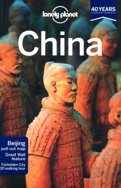 CHINA 13ED -ANGLAIS-