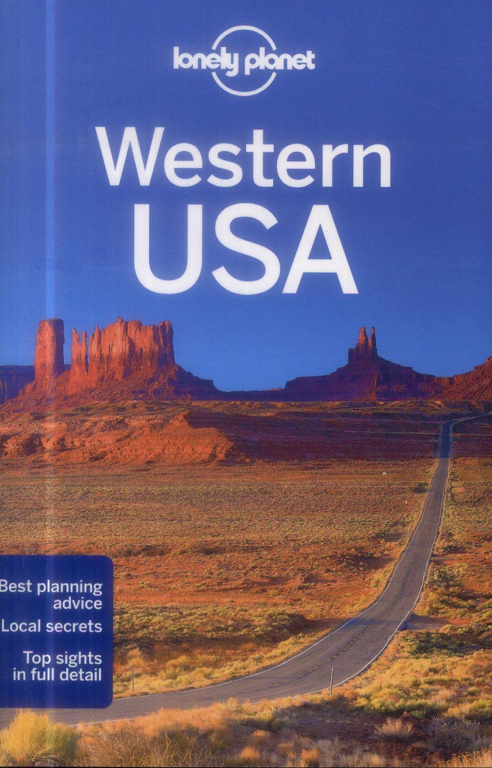 WESTERN USA 2ED -ANGLAIS-