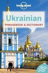 UKRAINIAN PHRASEBOOK & DICTIONARY 4ED -ANGLAIS-