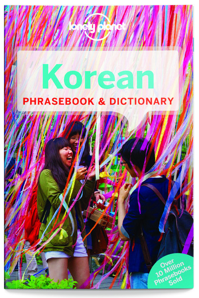 KOREAN PHRASEBOOK & DICTIONARY 6ED -ANGLAIS-