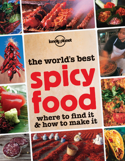 SPICY FOOD 1ED -ANGLAIS-