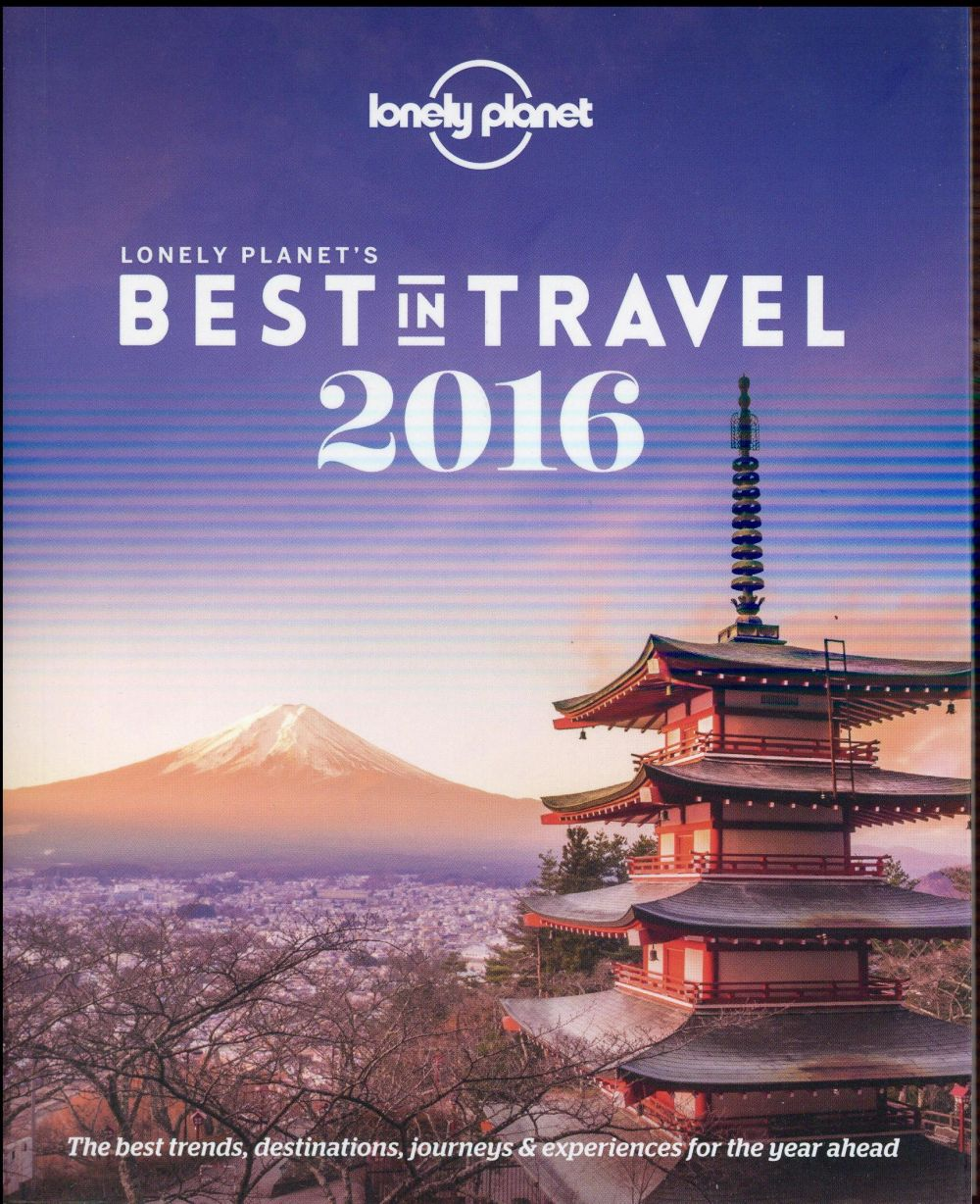 BEST IN TRAVEL 2016 -ANGLAIS-