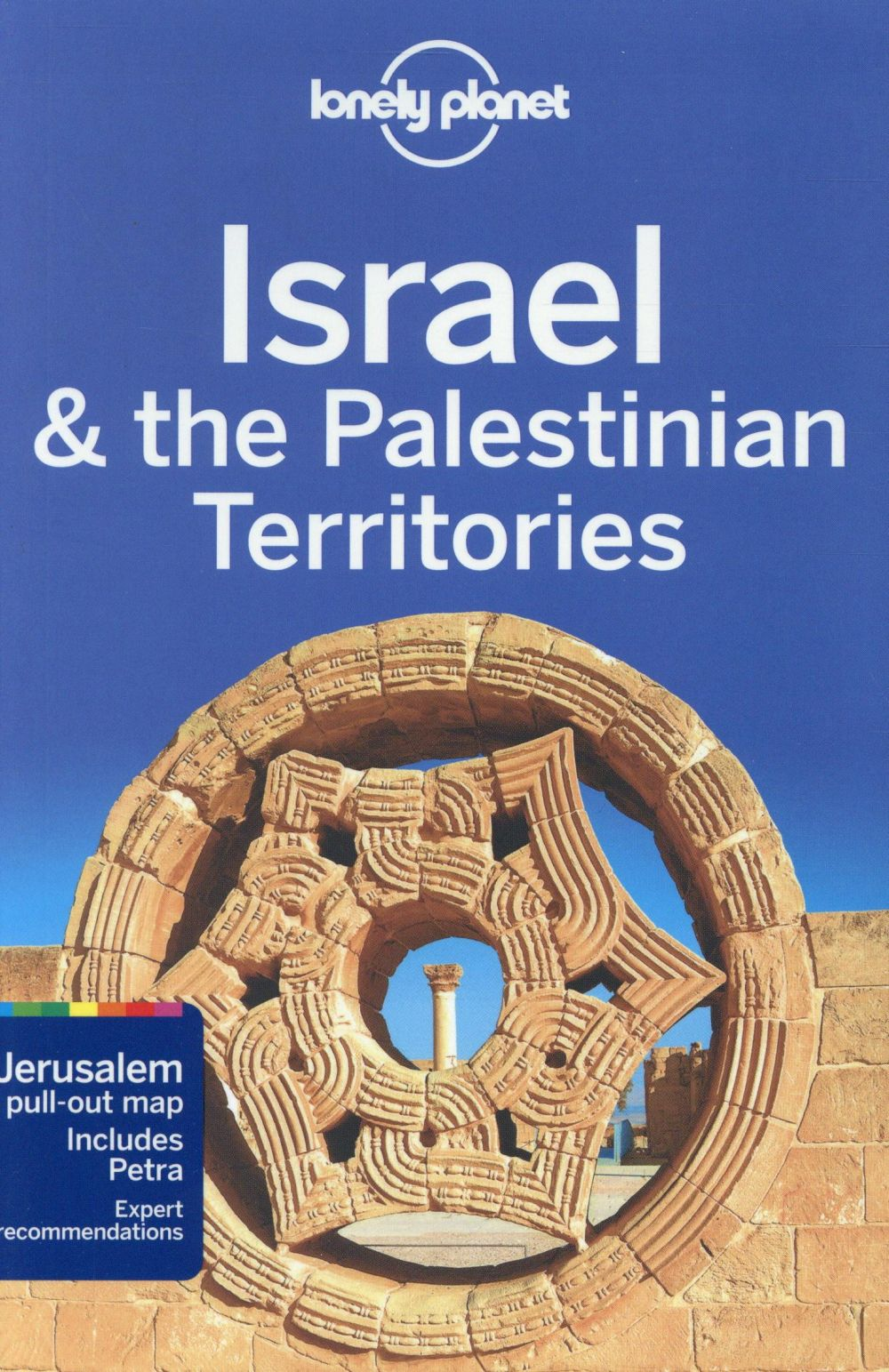 ISRAEL & THE PALESTINIAN TERRITORIES 8ED -ANGLAIS-
