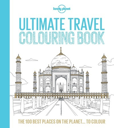 ULTIMATE TRAVEL COLOURING BOOK