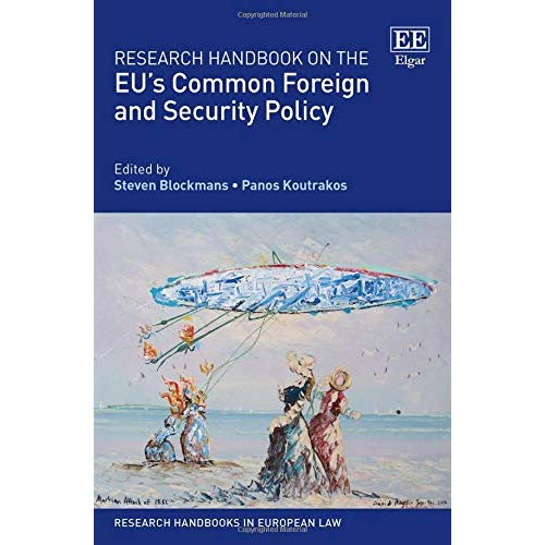 RESEARCH HANDBOOK ON THE EU'S COMMON FOREIGN AND SECURITY POLICY