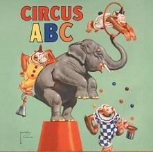 CIRCUS ABC /ANGLAIS