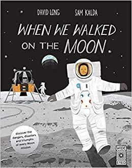 WHEN WE WALKED ON THE MOON /ANGLAIS