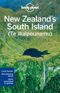 NEW ZEALAND'S SOUTH ISLAND 5ED -ANGLAIS-