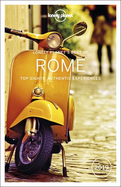 BEST OF ROME 2019 3ED -ANGLAIS-
