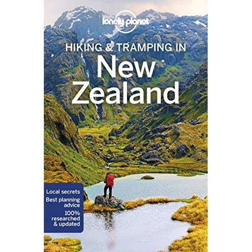Hiking & tramping in new zealand 8ed -anglais-