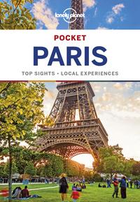 PARIS POCKET 6ED -ANGLAIS-