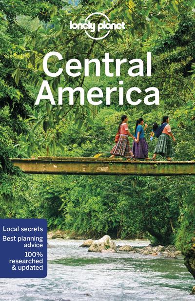 CENTRAL AMERICA 10ED  ANGLAIS