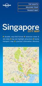 SINGAPORE CITY MAP 1ED -ANGLAIS-