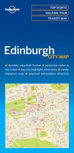 EDINBURGH CITY MAP 1ED -ANGLAIS-