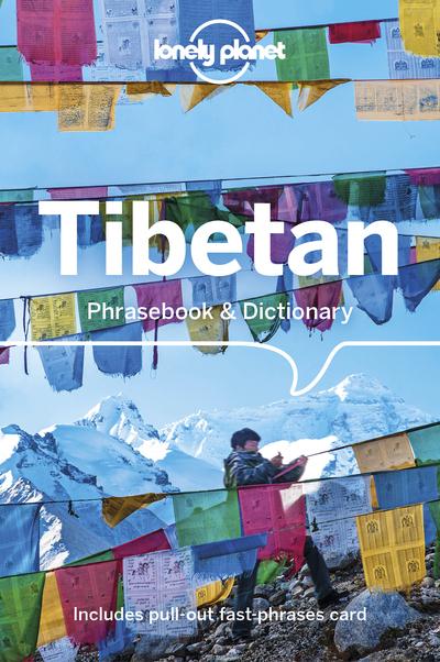TIBETAN PHRASEBOOK & DICTIONARY 6ED -ANGLAIS-