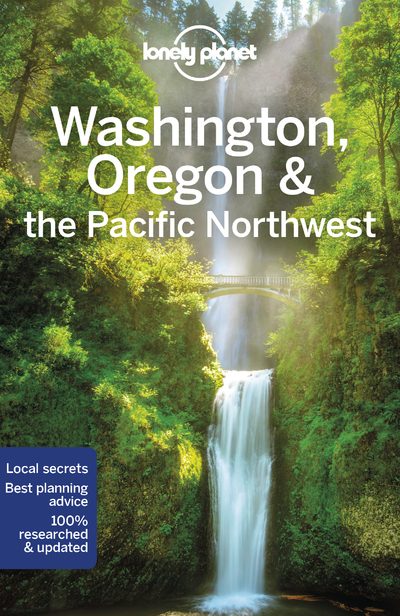 WASHINGTON, OREGON & THE PACIFIC NORTHWEST 8ED -ANGLAIS-