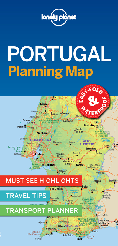 PORTUGAL PLANNING MAP 1ED -ANGLAIS-